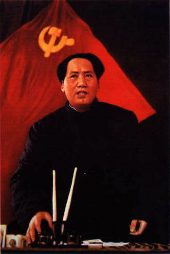 Mao zedong rise to power